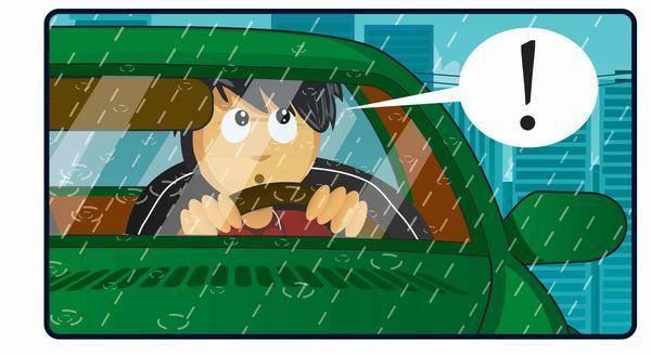 , ¿Cómo conducir o manejar con Lluvia?. Tips y Consejos para prevenir accidentes