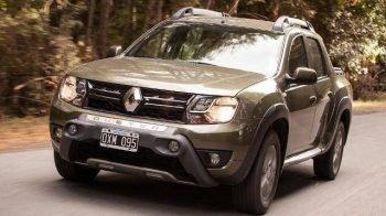 Renault Duster Oroch 2019 en Argentina, Precios y Versiones