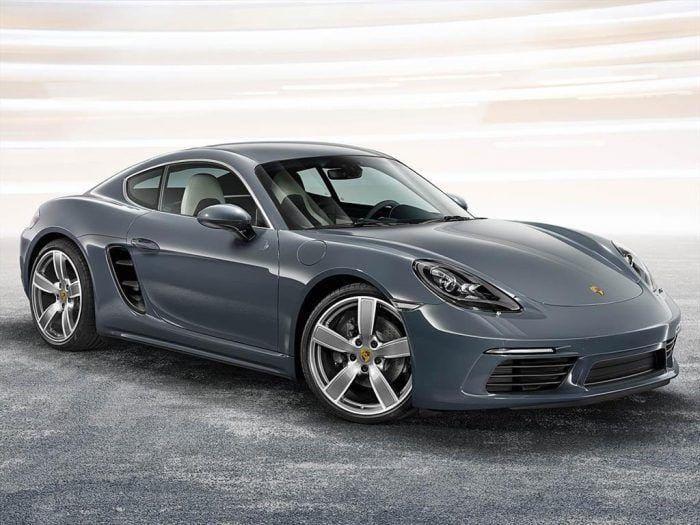 Porsche 718 Cayman Coupé Nafta , 2.0 L , 300cv , H4 u$s158.000 Porsche 718 Boxster Coupé Nafta , 2.0 L , 300cv , H4 u$s165.000 Porsche 718 Cayman S Coupé Nafta , 2.5 L , 350cv , H4 u$s180.000 Porsche 718 Boxster S Coupé Nafta , 2.0 L , 300cv , H4 u$s188.000