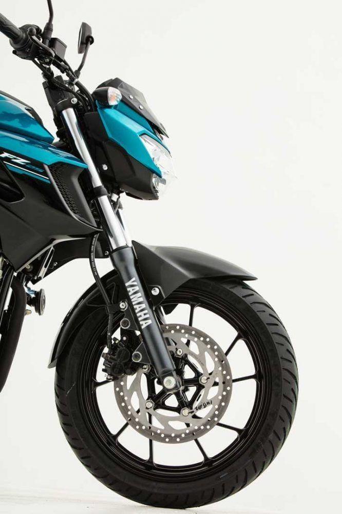 Yamaha FZ25 2020 en Argentina, Sucesora de la Yamaha Fazer 250