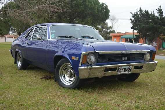 """Prototipo del """"Chevy 2020""""... INCREÍBLE!"""
