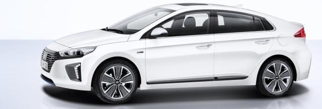 Hyundai Ioniq (2018) en Argentina, Versiones, Precios