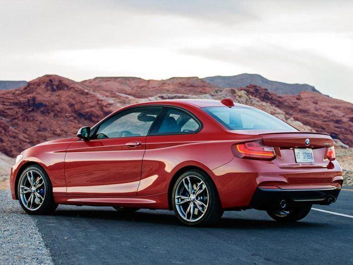 Nuevo BMW 220I Sport Line (2017) en Argentina, Precio, Equipamiento
