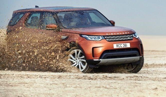 Land Rover Discovery (2018) Precio en Argentina, Motor, Ficha Tecnica