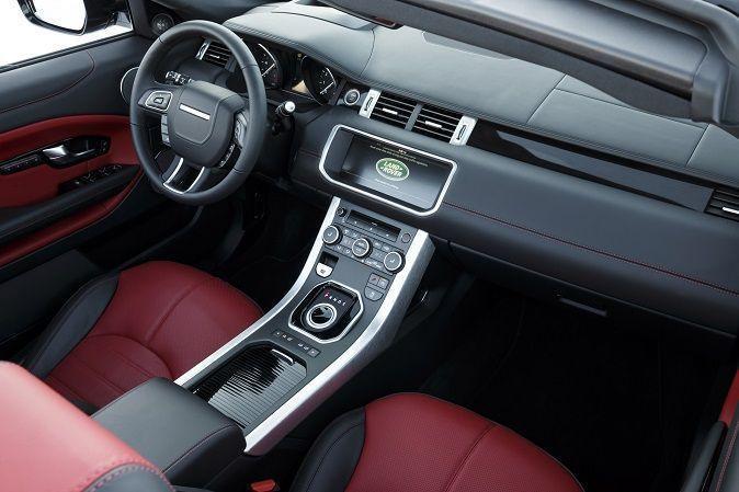 Mira lo que esta la nueva Range Rover Evoque Convertible (2018)