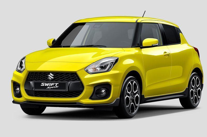 Suzuki Swift Sport 2018, llega con nuevo Motor 1.4
