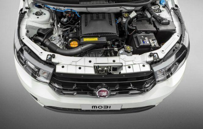 Fiat Mobi Drive (2018) el nuevo Mobi llega con nuevo Motor