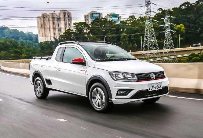 Volkswagen Saveiro Pepper (2018) Precio, Equipamiento, Fotos