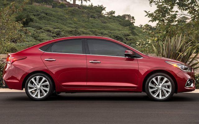 Hyundai Accent 2018, el nuevo Accent se presento en EEUU