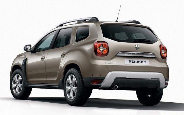 Fotos del nuevo Renault Duster 2018