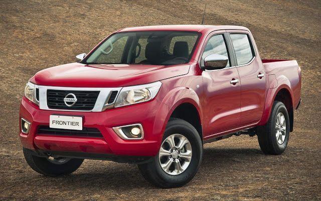 La nueva Nissan Frontier SE (4x2) 2018 en Argentina