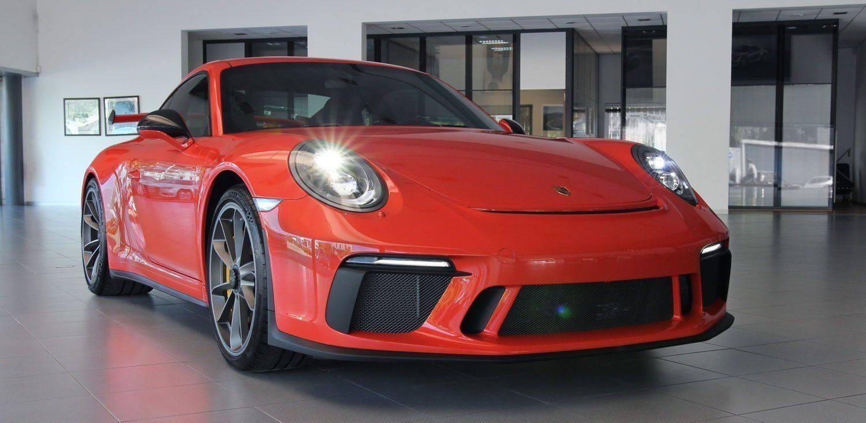 Porsche 911 GT3 2019 en Argentina, Precios y Prestaciones