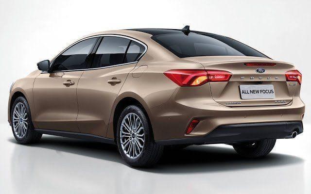 El Nuevo Ford Focus Sedan 2019