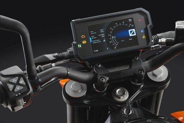 Nueva KTM Duke 390 ABS 2020 en Argentina