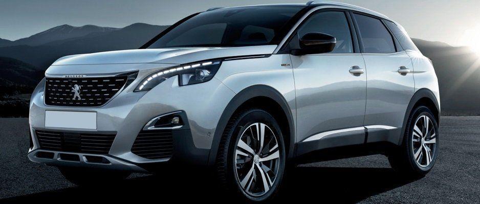 🥇 Peugeot 3008