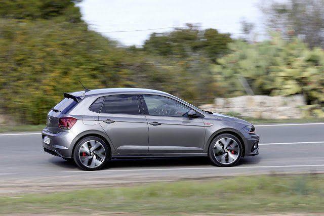 Nuevo VW Polo GTS 2020 en Argentina
