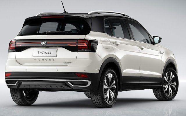 El Nuevo Volkswagen T-Cross 2019 que veremos en Argentina