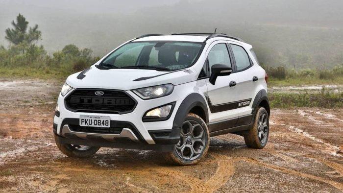 Ford Ecosport Storm 2020, Precio en Argentina, Versiones