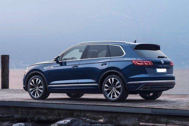 Volkswagen Touareg 2020: Precio, Versiones, Equipamiento y Fotos