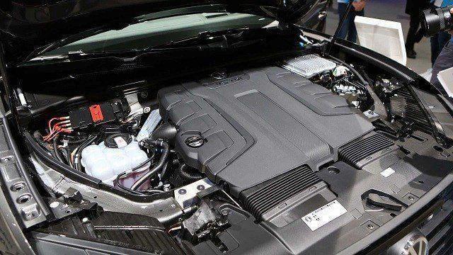 Motor Volkswagen Touareg 2020
