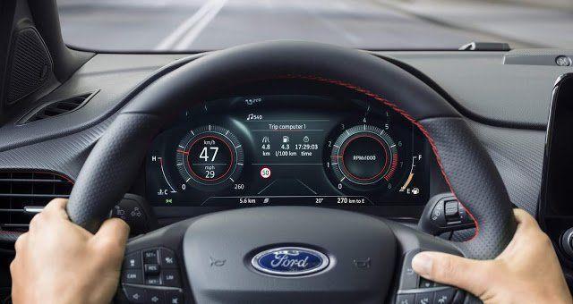 Nuevo Ford Puma 2020