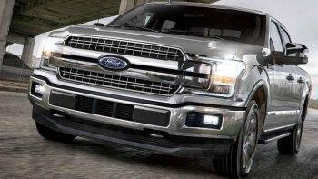 Asi es la Ford F150 2020 que llegara a la Argentina
