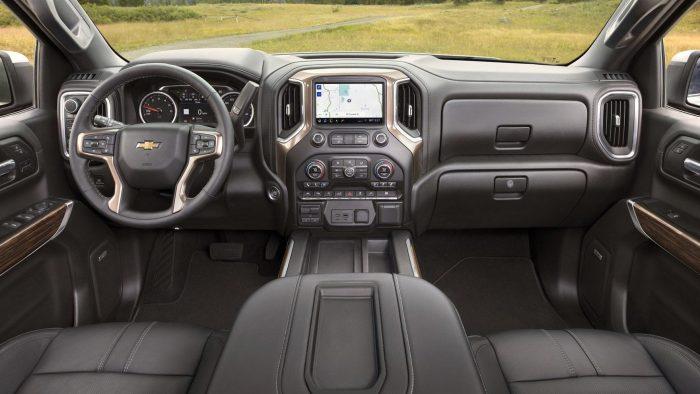 Nueva Chevrolet Silverado 2020