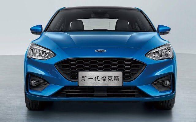Ford Focus 2020, se presento en China y se espera en Argentina