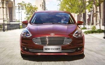 Asi es el Ford Escort 2020 que se presento hoy