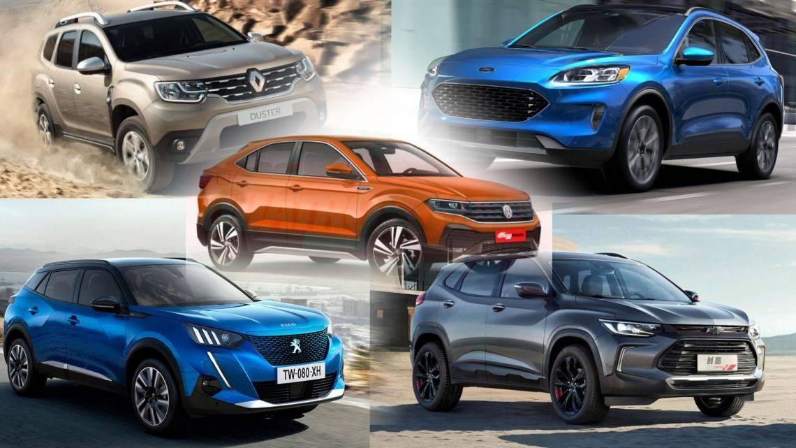 , SUVs Compactos 2020: Las Mejores y más Confiables de Latinoamerica