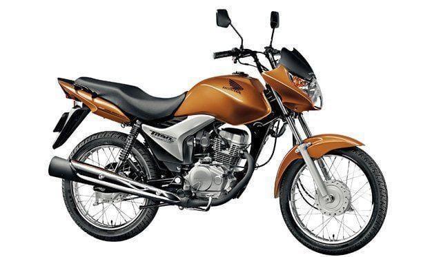 Honda CG 150 Fan 2020: Precios, Ficha Tecnica, Consumo y Fotos
